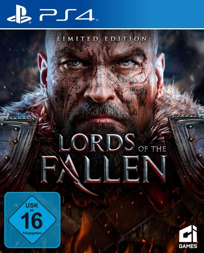 Lords of the Fallen - Limited Edition for PlayStation 4