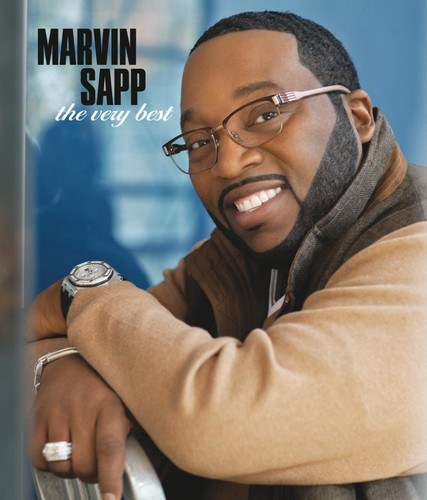 Marvin Sapp: The Very Best