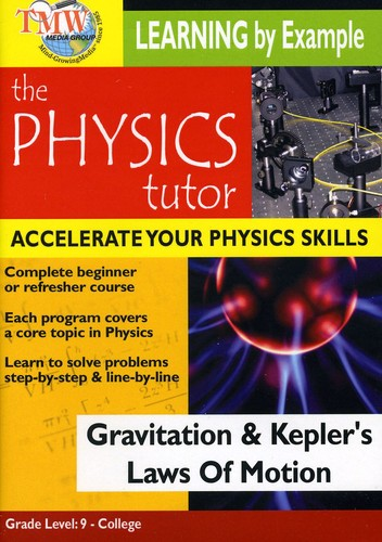 Gravitation & Kepler's Laws of Motion