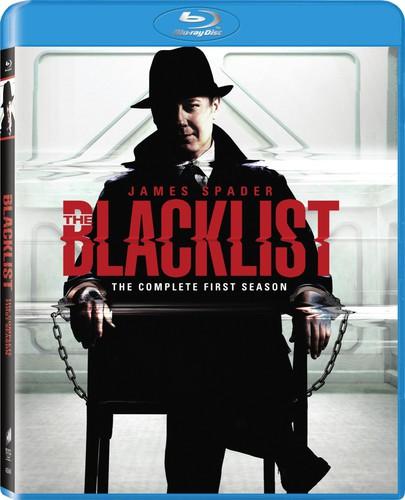 The Blacklist: The Complete First Season