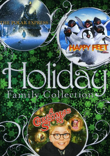 Holiday Family Collection [3 Pack] [Slim Pack] [Foil Slipcase]