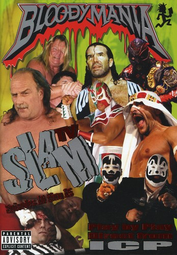 JCW Wrestling: Slam Tv Episodes 10-15 Featuring Bloody Mania