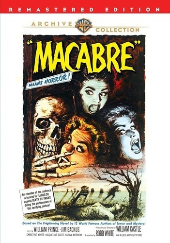 Macabre [Remastered]