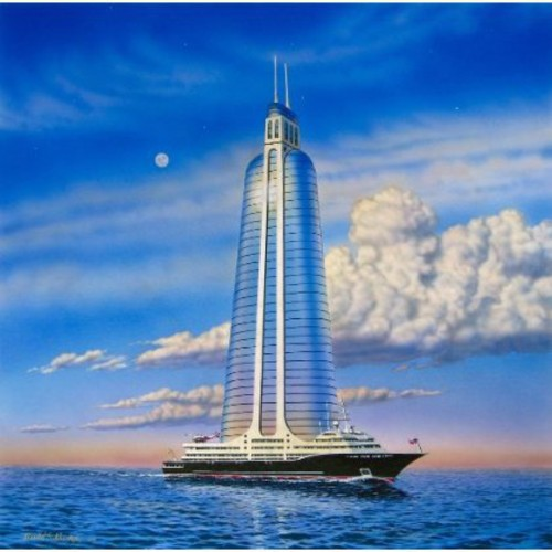 Skyscraper on a Megayacht EP [Import]