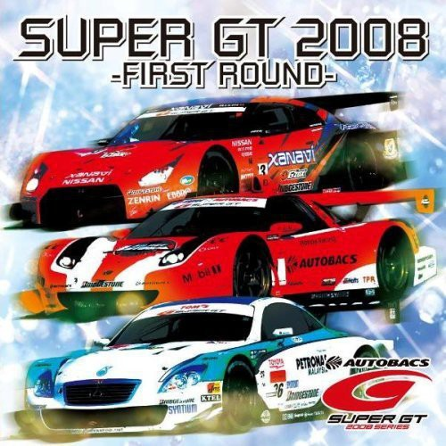 Super Eurobeat Presents: Super Gt 2008 1 Round [Import]