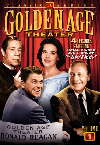 TV Golden Age Theater, Vol. 1 [Black and White]
