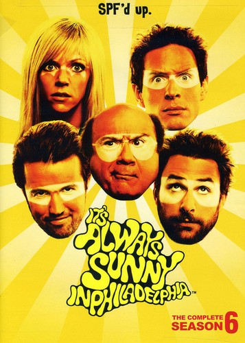It's Always Sunny In Philadelphia: Seasons 6 [Widescreen] [2 Discs]