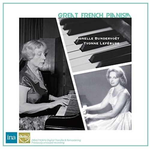 Great French Pianism