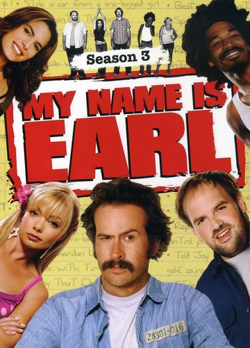 My Name Is Earl: Season 3 [Widescreen] [4 Discs]