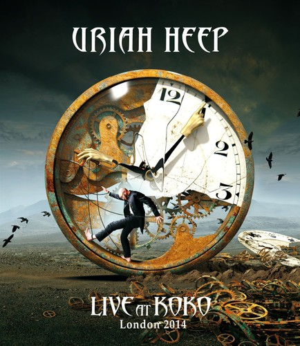 Uriah Heep Live at Koko
