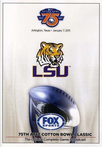 2011 Cotton Bowl-Lsu Vs Texas Am