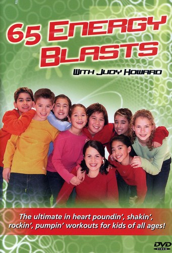 65 Energy Blasts for Kids Fitness