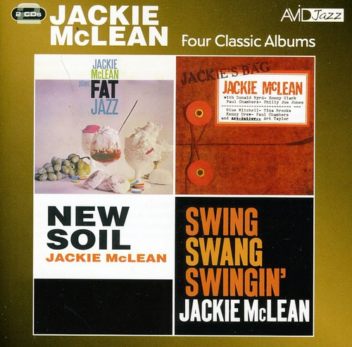 Fat Jazz/ Jackie's Bag / New Soil/ Swing, Sawng, Swingin'