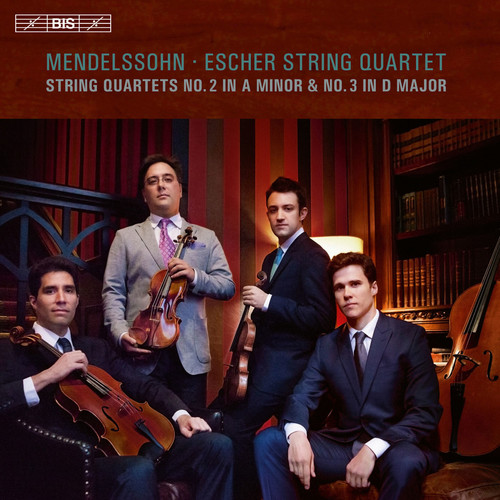 String Quartets Nos. 2 & 3