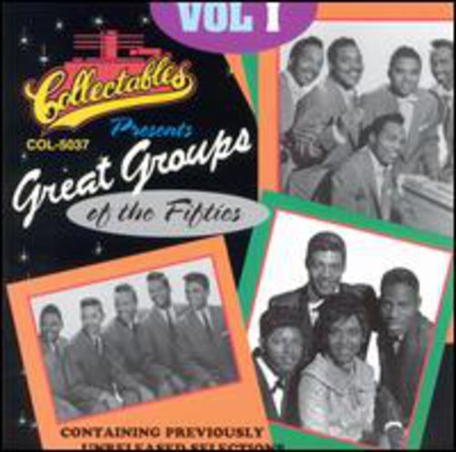 Great Groups of the 50's 1 /  Various