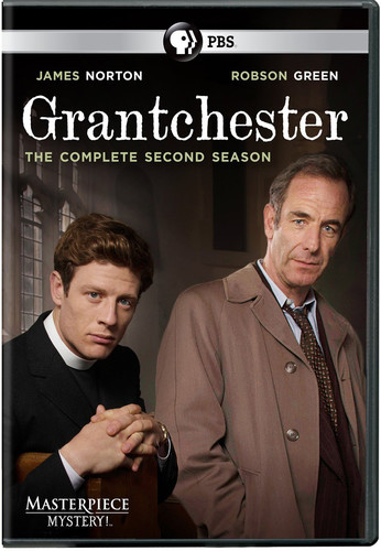 Grantchester: The Complete Second Season