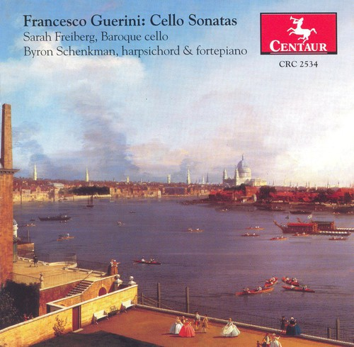 Cello Sonatas 1-6