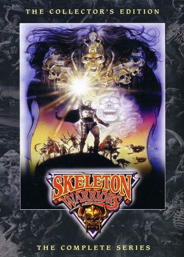Skeleton Warriors: The Complete Series