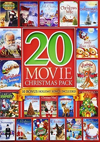 20-Movie Christmas Pack
