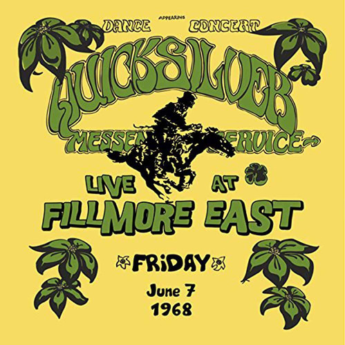 Live at Fillmore East, Friday, June 7, 1968