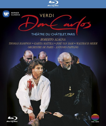 Verdi: Don Carlos (Blu-ray) [Import]