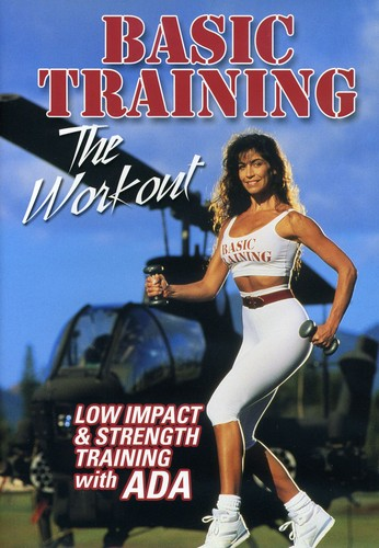 Basic Training with Ada: Low Impact & Strenght Tra