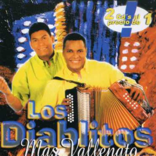 Mas Vallenatos [Import]