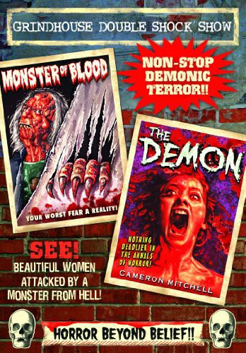 Demon (1981)/ Monster Of Blood (1982)