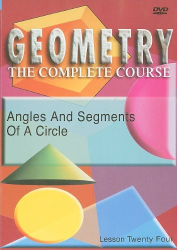 Angles & Segments of a Circle