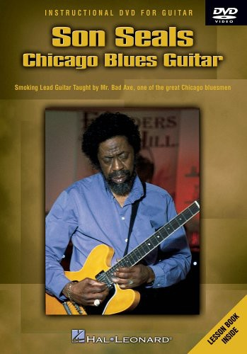 Chicago Blues Guitar [Instructional]