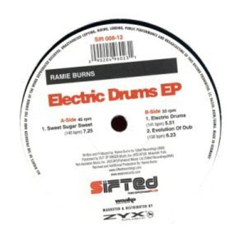 Electric Drums EP