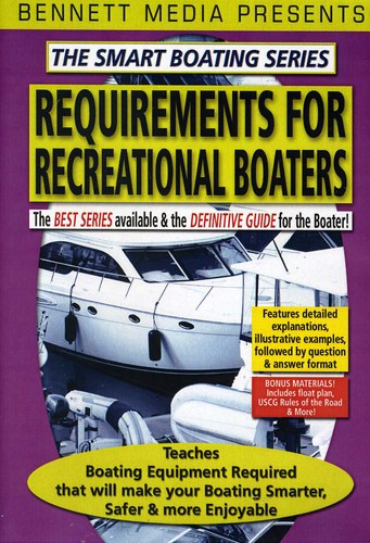 Smart Boating Series - Requirements for