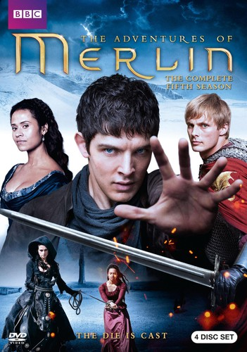 Merlin: The Complete Fifth Season