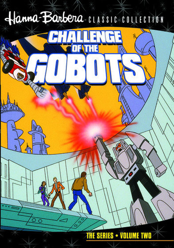 Challenge of the Gobots: The Series: Volume Two