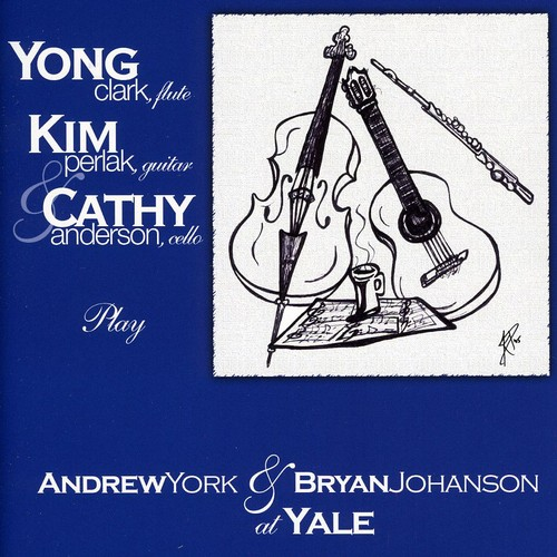 Yong Kim & Cathy at Yale