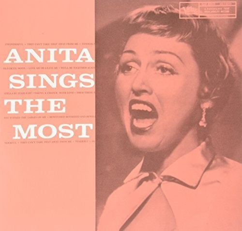 Anita Sings the Most [Import]