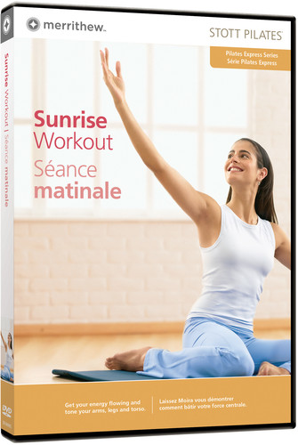 Stott Pilates: Sunrise Workout [English/ French Packaging]