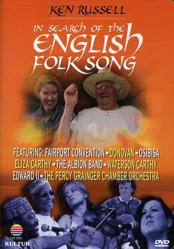 In Search of the English Folk /  Various