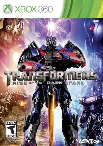 Transformers Rise of the Dark Spark for Xbox 360