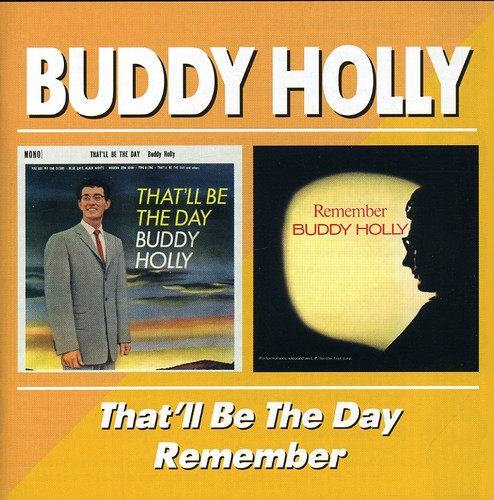 That'll Be the Day /  Remember [Import]