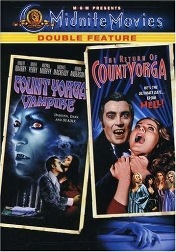 Count Yorga Vampire/ Return of Count Yorga [Import]