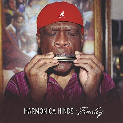 Harmonica Hinds-Finally