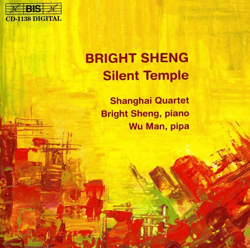 Silent Temple /  4 Movements for Piano Trio