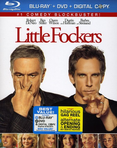Little Fockers [Widescreen] [O-Sleeve] [Blu-ray/ DVD Combo] [2 Discs]