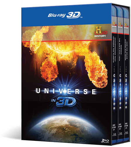 Universe in 3D