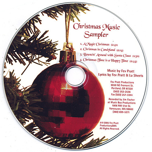 Christmas Music Sampler