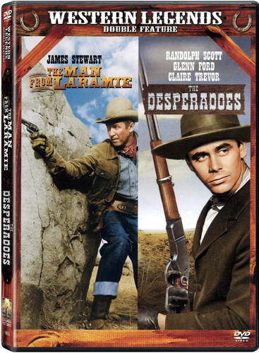 Man From Laramie/ The Desperadoes [Double Feature] [2 Discs]