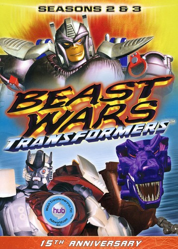 Beast Wars: Transformers: Seasons 2 & 3