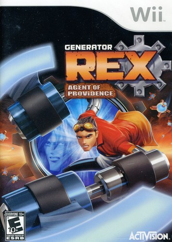 Generator Rex: Agent of Providence for Nintendo Wii