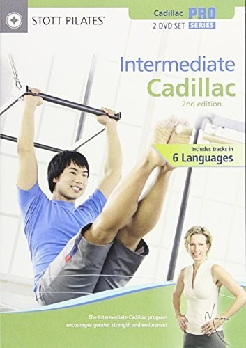 Stott Pilates: Cadillac Series 2Nd Edit. (3 Dvds)